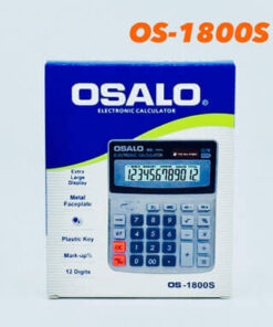 เครื่องคิดเลขจีน osalo-รุ่น-OS-1800S